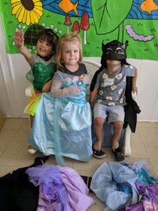 Princesses and Superheroes